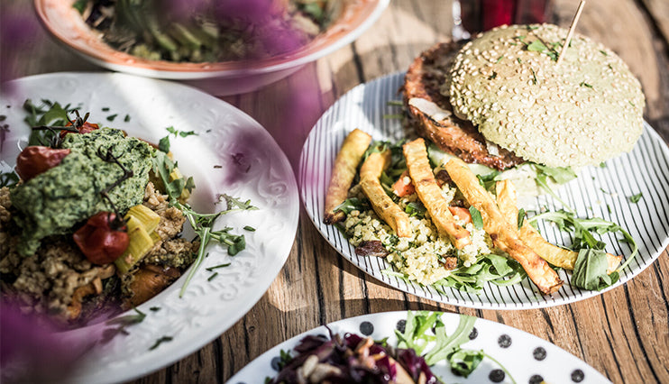 THE BEST VEGAN PLACES TO EAT IN AMSTERDAM