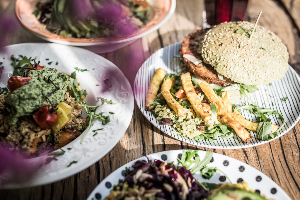 Best vegan places to eat in Amsterdam