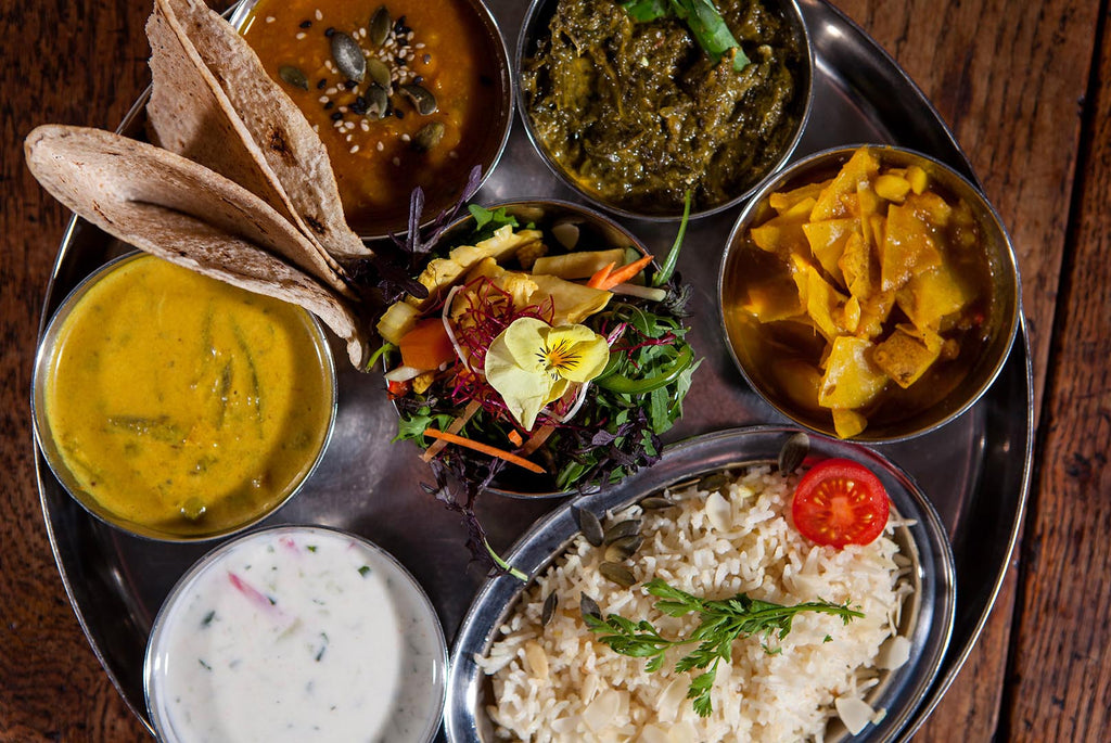 Golden Temple - Best vegan places to eat in Amsterdam