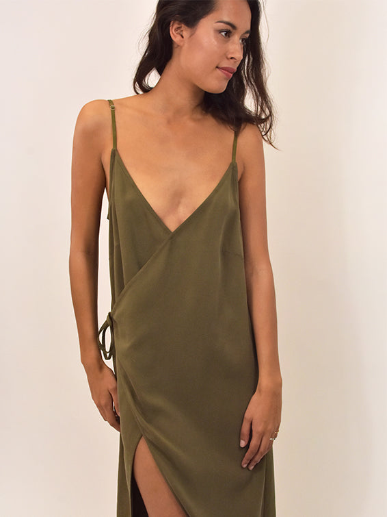 vegan dress noumenon