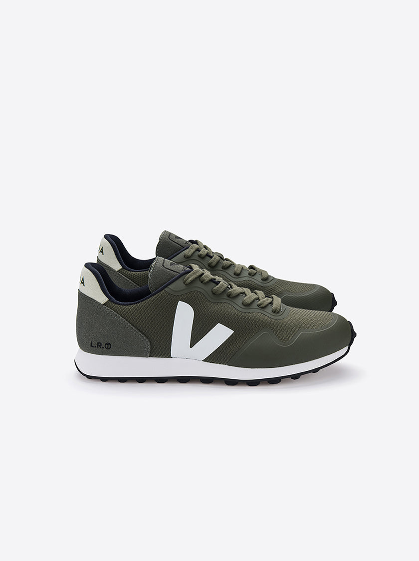 VEJA LADIES - SDU RT OLIVE WHITE