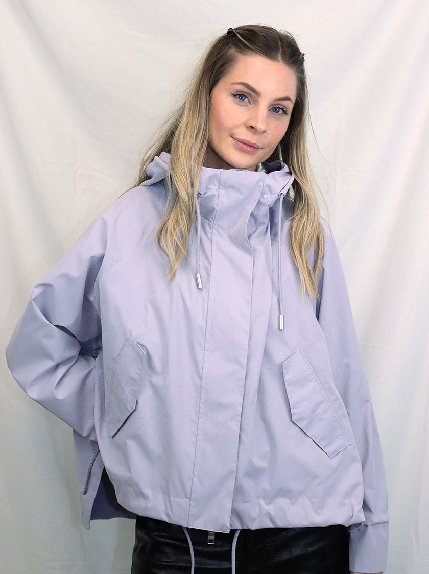 NELSON JACKET - LILAC
