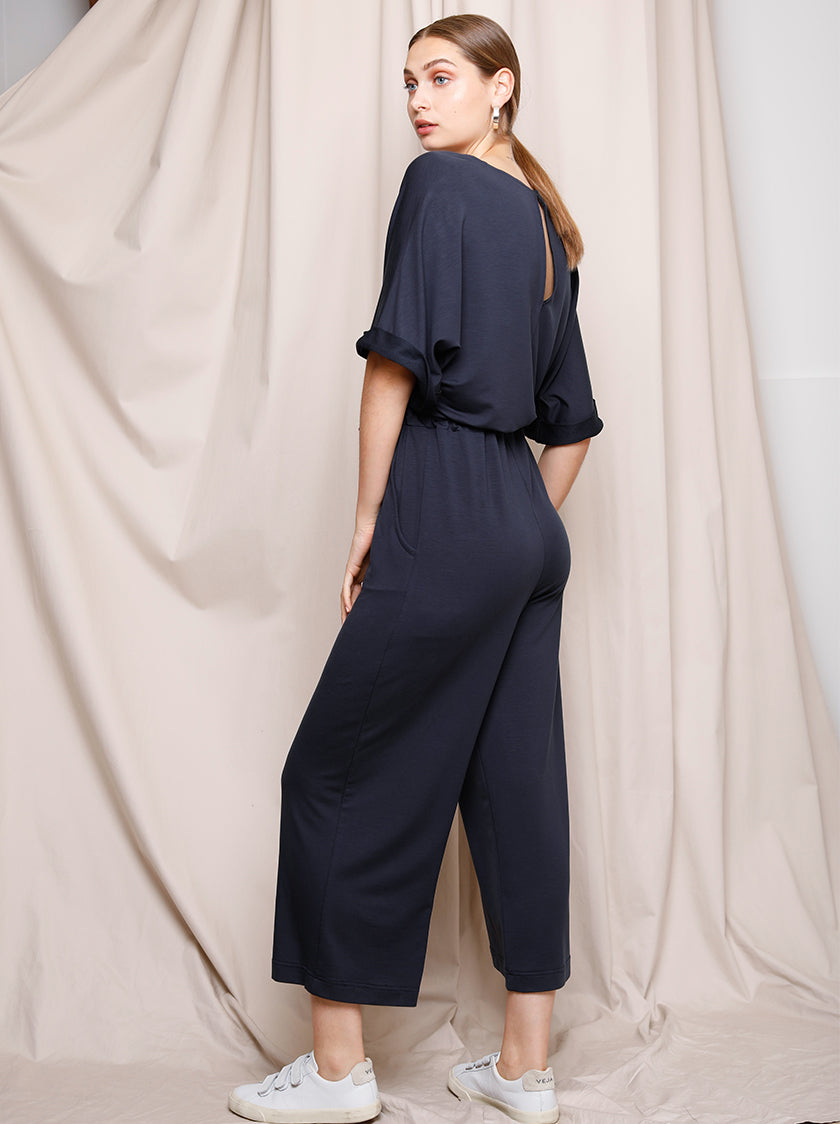 Ashley Jumpsuit - Outerspace
