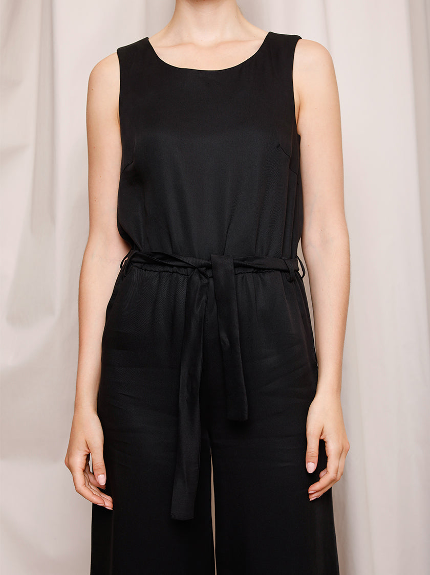 Chloé Jumpsuit - Black