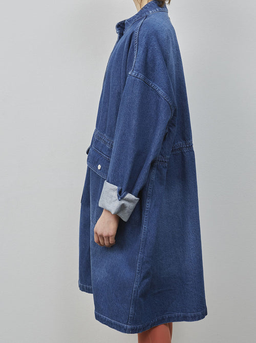 NORA DENIM COAT