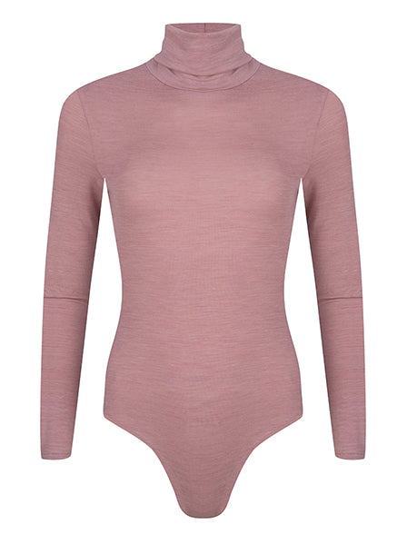 Mila Bodysuit Blush