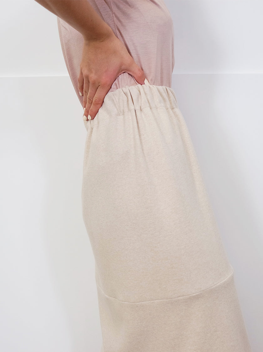 Lauren Skirt - Light Sand