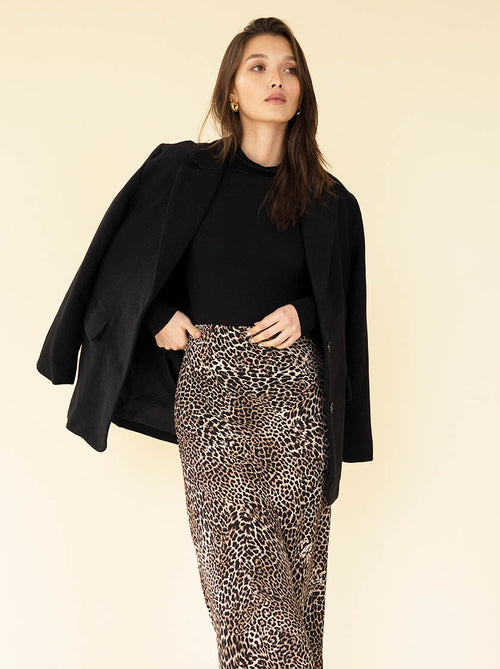 MARGOT SKIRT - ANIMAL