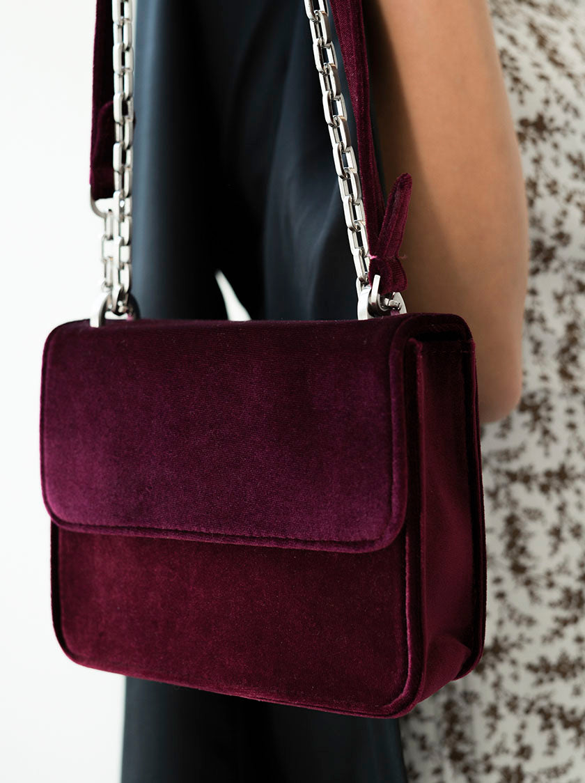 Mini Cruise Bag - Velvet