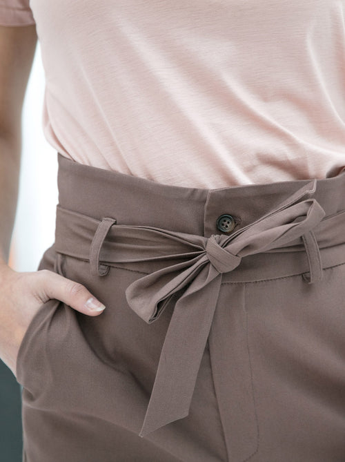 Dena Trousers Taupe
