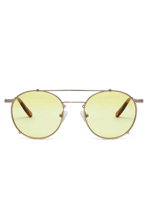Road Tripper - Soft Gold | Mellow Yellow Lens