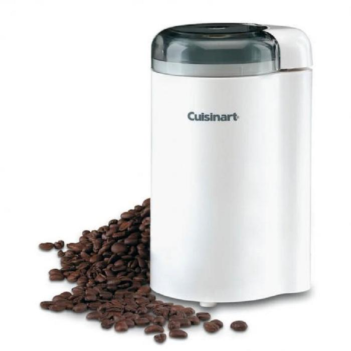 Cuisinart DCG-20NC Coffee Bar Coffee Grinder - White