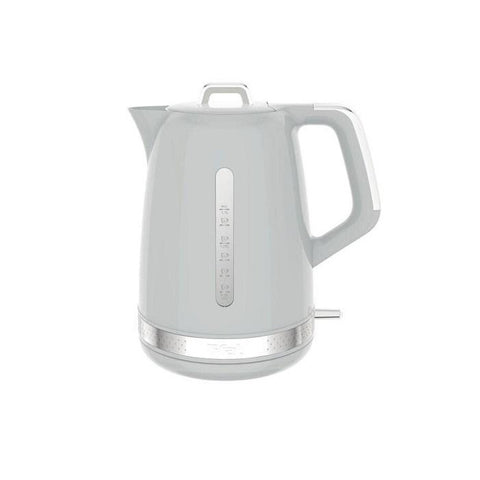 T-Fal K0325E50 Soleil Electric Kettle - 1.7L Grey, Blemished Packaging - Good As New