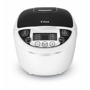 "T-FAL 10 in 1 Rice and Multicooker RK705851, 10-cup Capacity ""Blemished Packaging- Refurbished -3 Months Warranty"""
