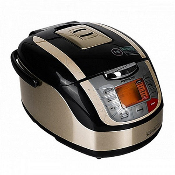 Redmond RMC-M4502 5L Multicooker 34 programs LCD display- 60 days warranty