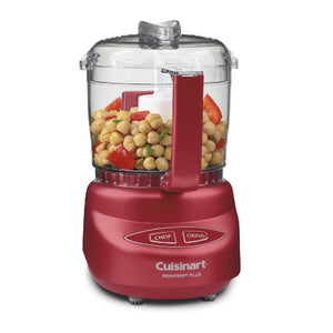 Cuisinart (DLC-2AF17AC) Mini-Prep Plus Food Processor, Garnet