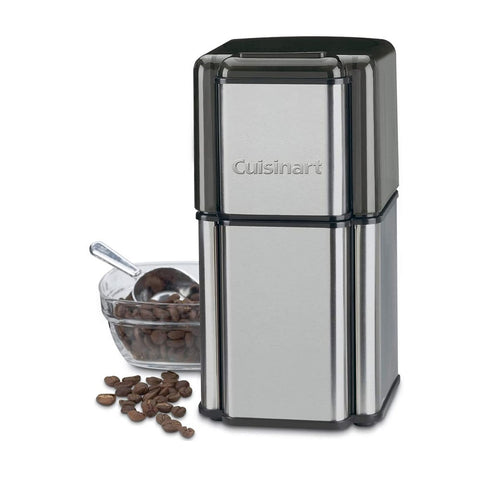 Cuisinart Grind Central Coffee Grinder Brushed Stainless Steel (DCG-12BCEC)