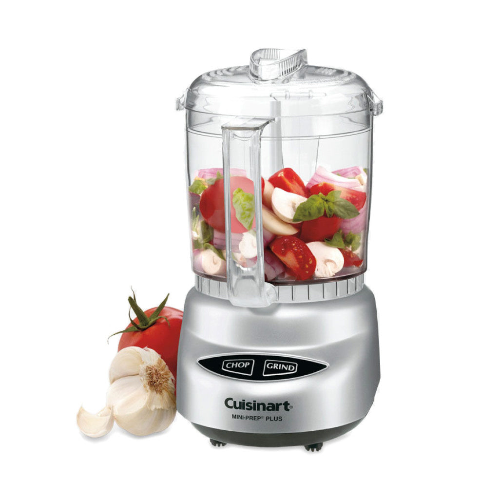 Cuisinart CGC-4IHR Mini Prep Plus Food Processor 4-cup (1 L)