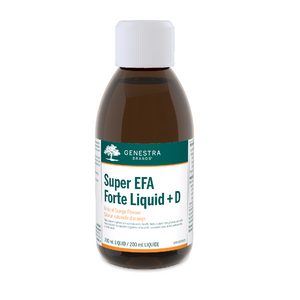 Super EFA Forte Liquid + D 200 ml