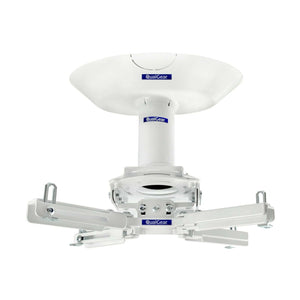 "QualGear® Pro-AV QG-KIT-CA-3IN-W 3""-1.5"" Joist Ceiling Adapter Projector Mount"