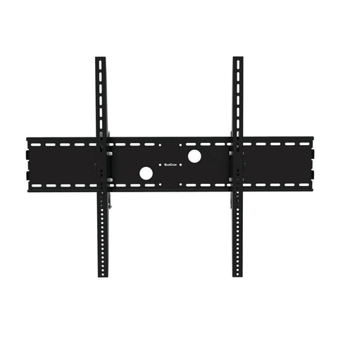 QualGear® Heavy Duty Tilting TV Wall Mount For 60-100 Inch Flat Panel and Curved TVs, Black (QG-TM-091-BLK) [UL Listed]