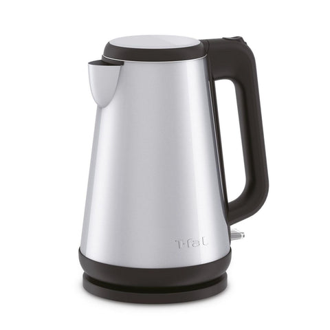 "T-fal KI810D50 Element Double Layer Stainless Steel Electric Kettle ""Blemished Packaging- Manufacturer Refurbished, Good as NEW (Comes with One Year Manufacturer Warranty, Direct to the Customer)"""