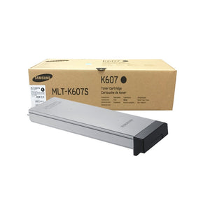 Samsung Genuine Black K607S OEM Toner Cartridge, 25K pages