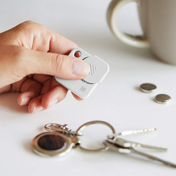 Tile Mate (2020) Item Tracker, 4-Pack Bluetooth Tracker
