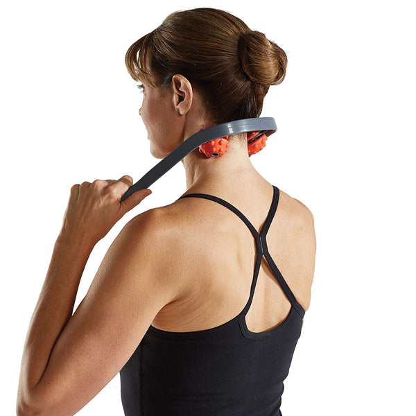 Gaiam Restore Massage Neck & Back Reliever