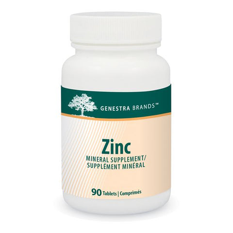 Genestra Zinc 90 Tablets Mineral Supplement