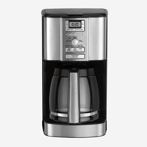 Cuisinart CBC-6500IHR 14-Cup Programmable Coffeemaker - Comes With 6 Months Manufacturer Direct Warranty Manufacturer Refurbished