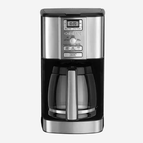 Cuisinart CBC-6500IHR 14-Cup Programmable Coffeemaker - Comes With 6 Months Manufacturer Direct Warranty - Manufacturer Refurbished