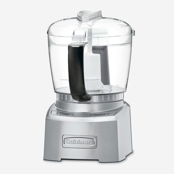 Cuisinart CH-4IHR Elite Collection 4-Cup Chopper/Grinder, Die Cast Mini Chopper