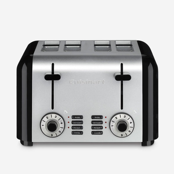 Cuisinart CPT-340IHR 4-Slice Compact Stainless Toaster