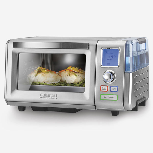 Cuisinart CSO-300IHR Combo Steam & Convection Oven; Electronic Controls with LCD Display (Refurbished)