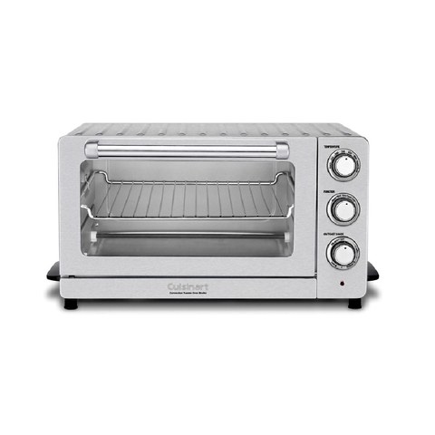 Cuisinart CTO-120IHR Toaster Oven Broiler with Convection (Refurbished)