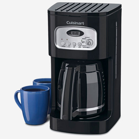 Cuisinart (DCC-1100BKMTIHR) 12-Cup Classic Programmable Coffeemaker - Refurbished