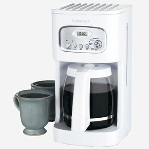 Cuisinart 12-Cup Classic Programmable Coffeemaker (DCC-1100C)