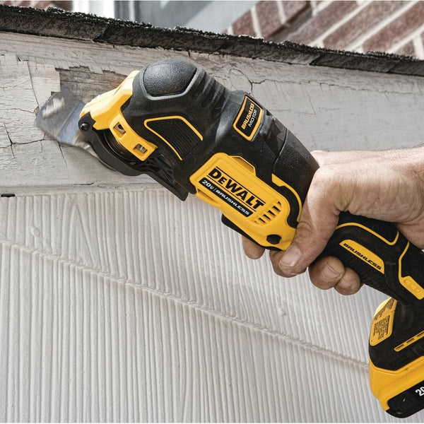 DCS354B Dewalt Atomic 20V Max Brushless Cordless Oscillating Multi-Tool (Tool Only)