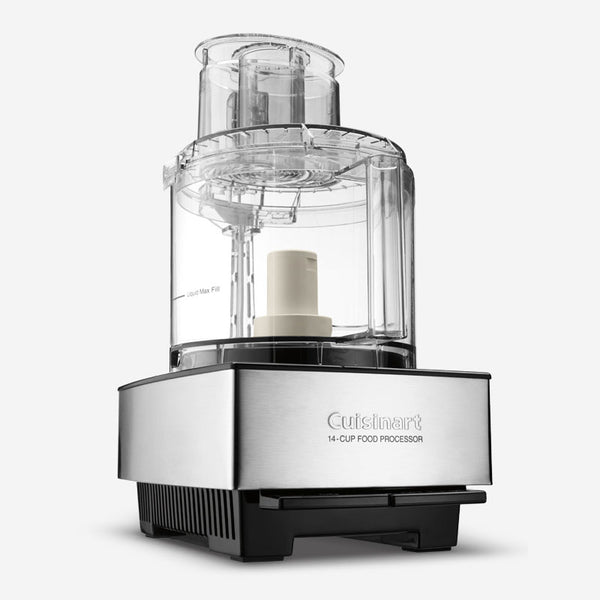 CUISINART DFP-14IHR Custom 14-Cup Food Processor (Refurbished)