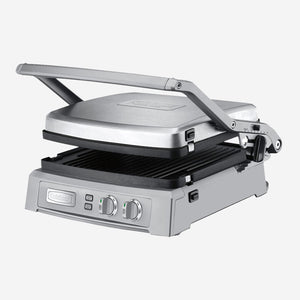 Cuisinart GR-150IHR Griddler Deluxe Contact Grilling 1800 watts (Refurbished)