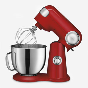 Cuisinart SM-50RIHR Precision Master 5.5-Qt (5.2l) Stand Mixer - Red (Refurbished)