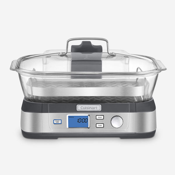 Cuisinart STM-1000IHR Cookfresh Digital Glass Steamer