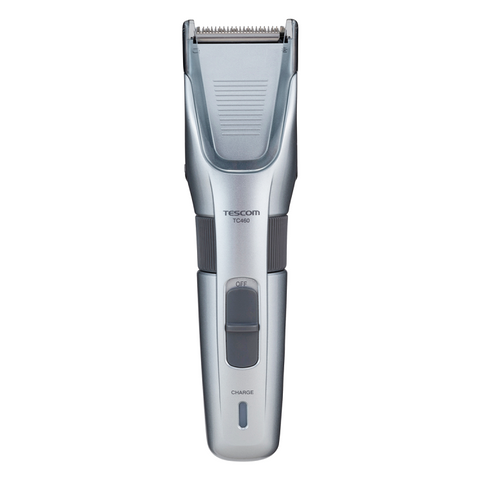 Tescom Hair Cutter TC 460 World Voltage 1mm-35mm Rechargeable Hair Trimmer/Clipper