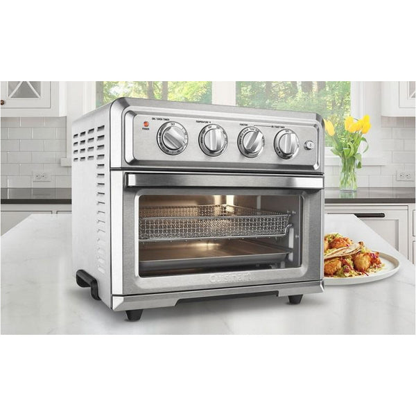 CUISINART TOA-60IHR AirFryer Convection Oven 1800 watts (Refurbished)