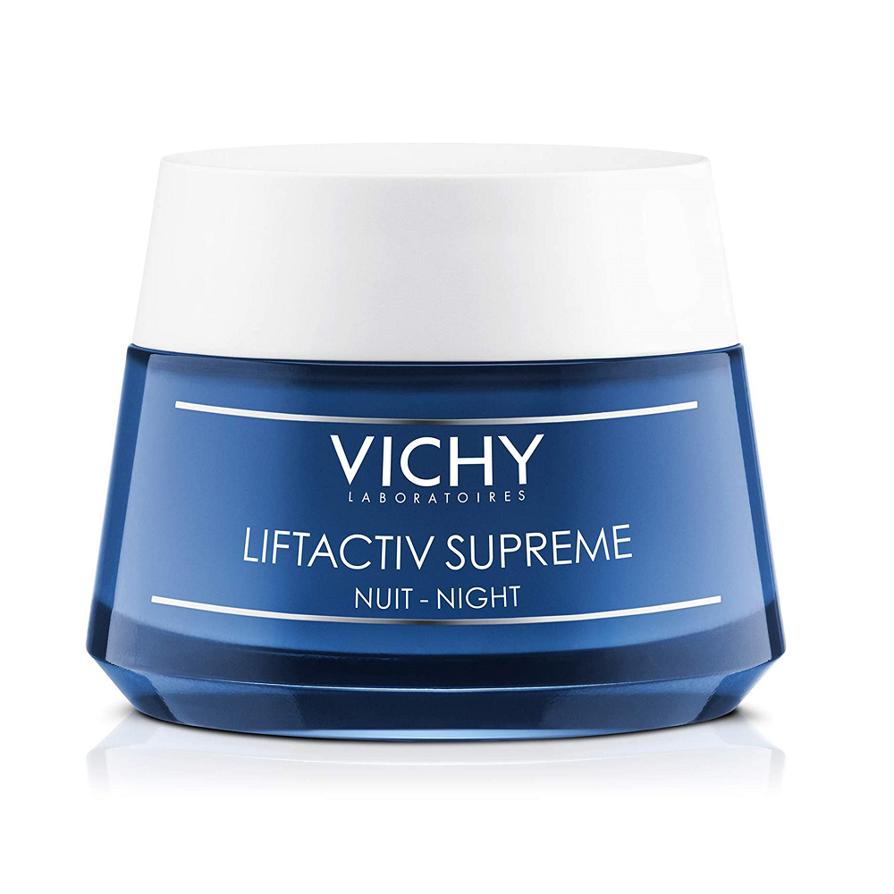 Vichy LiftActiv Night Supreme Anti-Wrinkle & Firming Night Cream 50ml