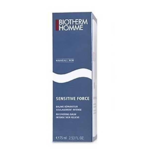 Biotherm Homme Sensitive Force Recovering Balm Intense Skin Relieve 75ml/2.53oz