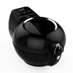 T-fal FZ760850 ActiFry Genius 1.2 Kg Air Fryer, Automatically Stirs, Black OPEN