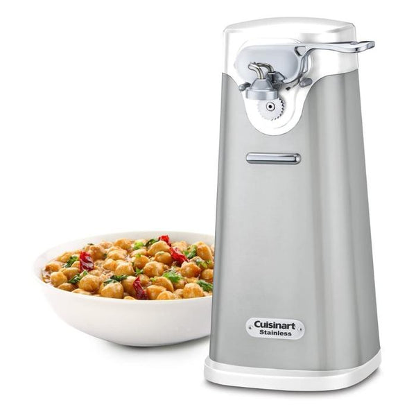 Cuisinart SCO-60WC Deluxe Stainless Steel Can Opener - White