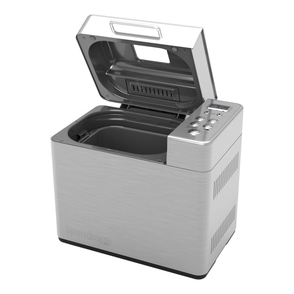 "Black & Decker BK1060BC Stainless Steel Breadman Professional 2LB Bread Maker ""BROWN PACKAGING"" Refurbished with 90 Days Warranty"""